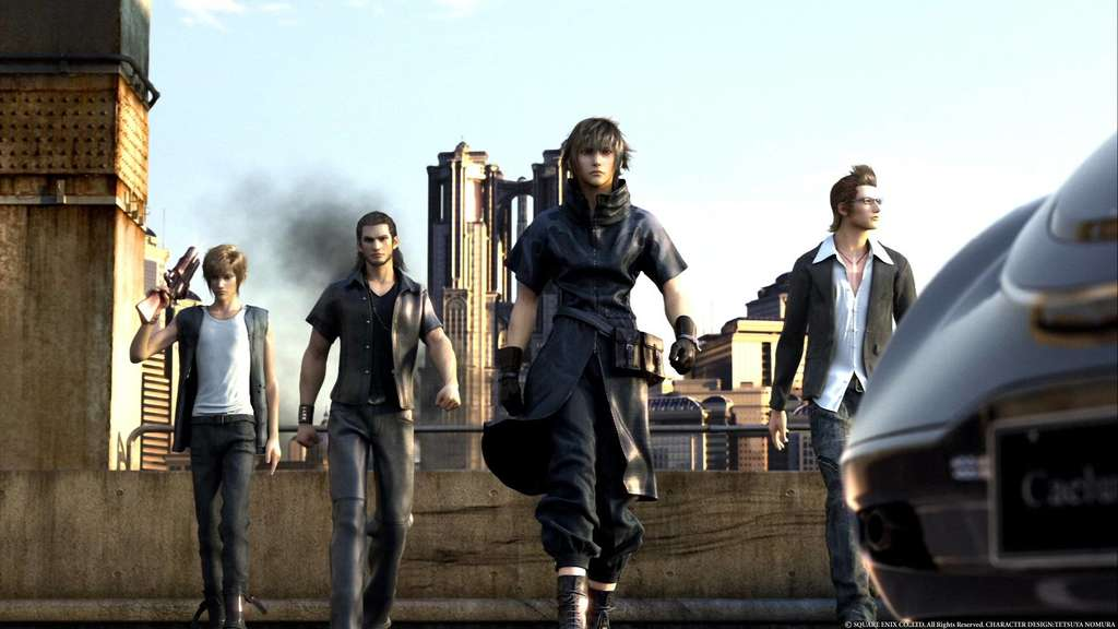 Final Fantasy XV: Neuer Trailer und Gameplay-Demos