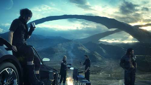 Final Fantasy XV: PS4 oder Xbox One? - Grafikvergleich im Video