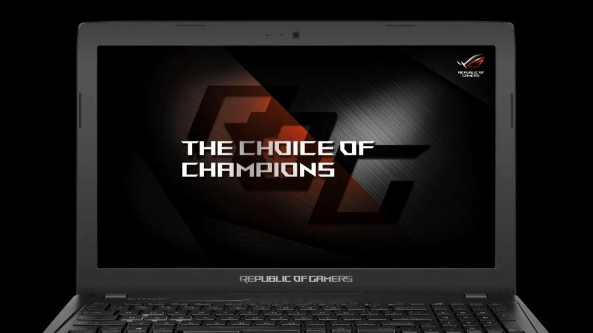 Test Asus Rog Strix Gl753v Laptop Hardware