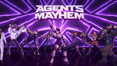 Vorschau: Agents of Mayhem