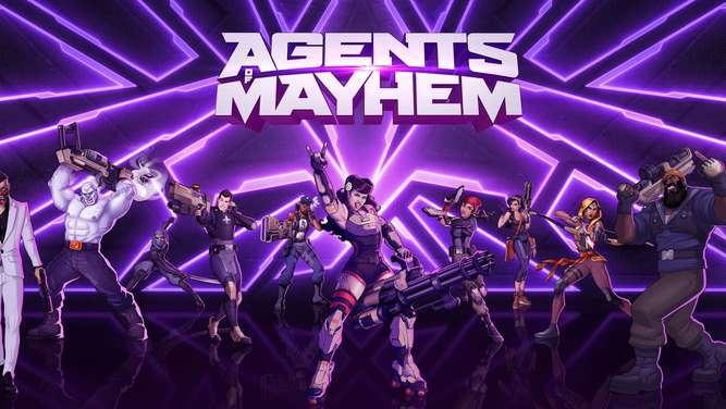 Agents of Mayhem: Promo-Porno-Kampagne