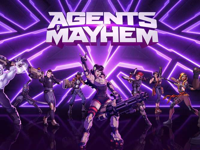 Agents of Mayhem: Änderungen des Update 1.03