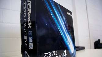 Projekt ingame Benchtable: Das Motherboard (ASRock - Z370 Extreme4)