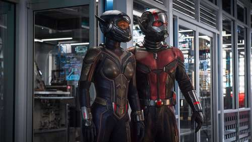 Lohnt sich Kino: Ant-Man and the Wasp (Filmkritik)