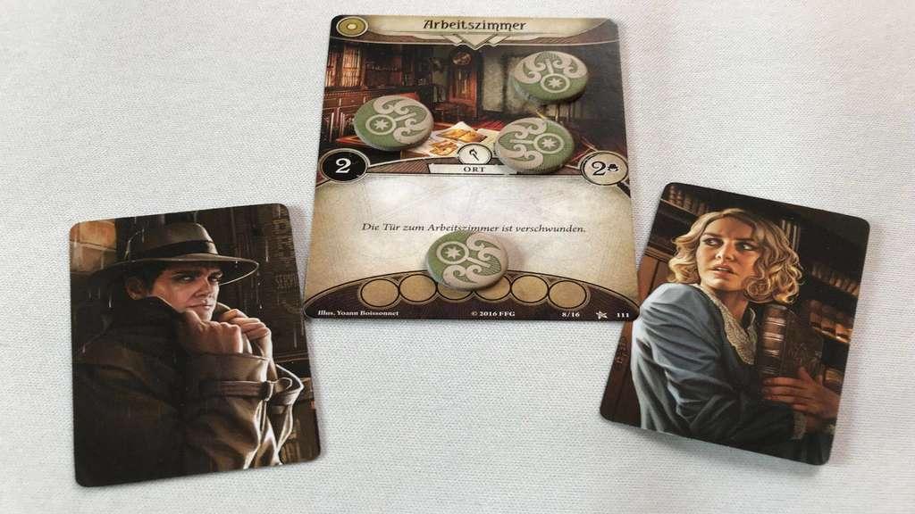 Arkham Horror Kartenspiel Test