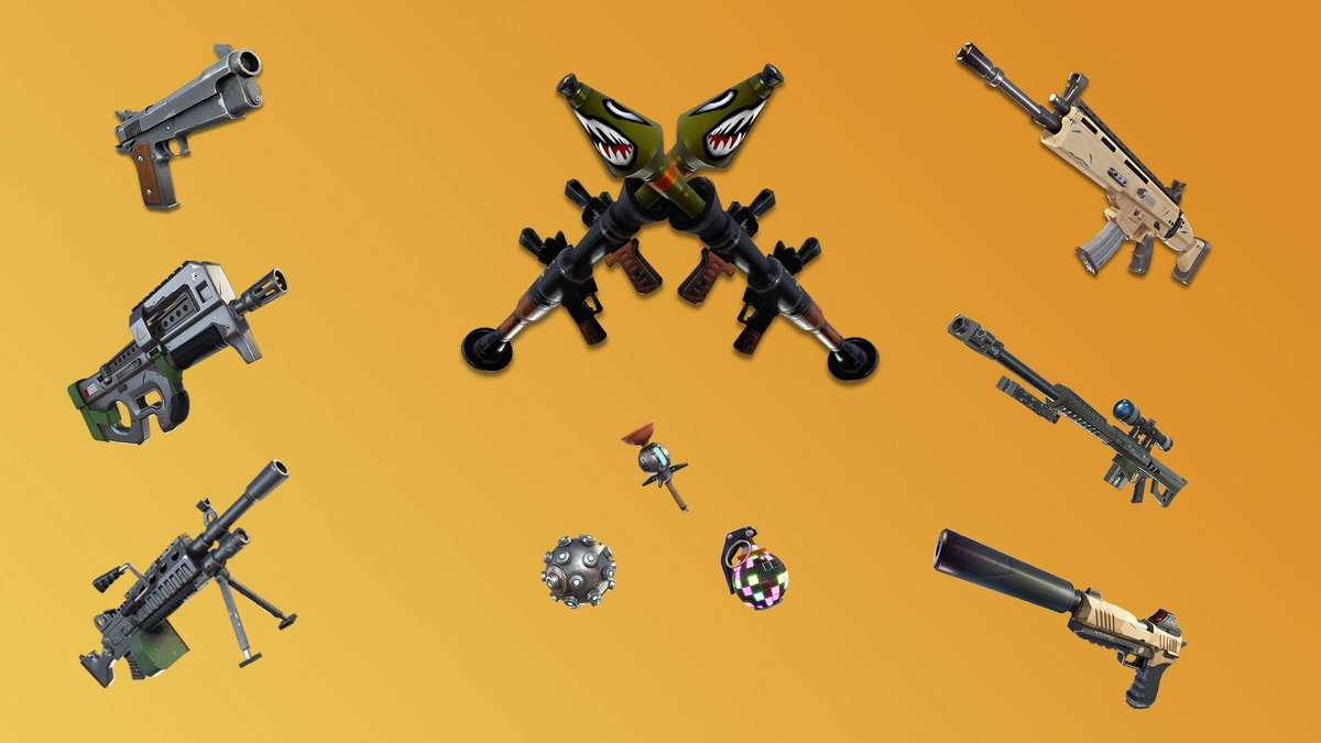 Fortnite Waffen Guide News