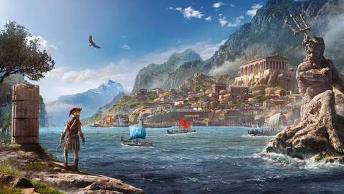 Test: Assassin's Creed Odyssey (PS4)