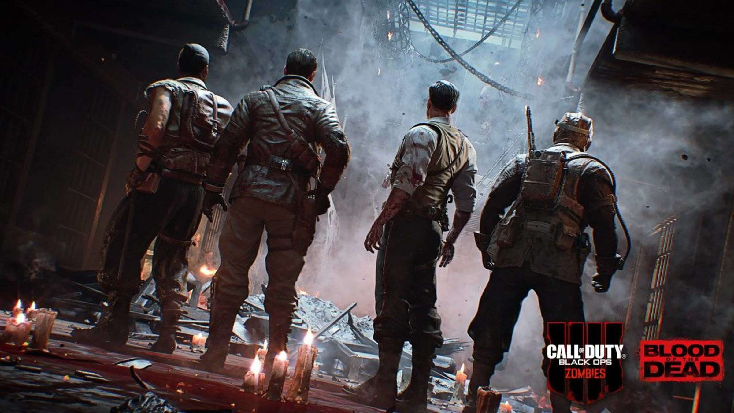 Test Call Of Duty Black Ops 4 Zombie Modus Tests