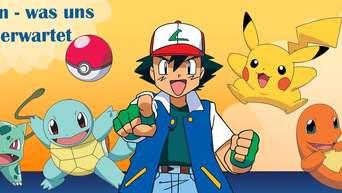 pokemon kennenlernen
