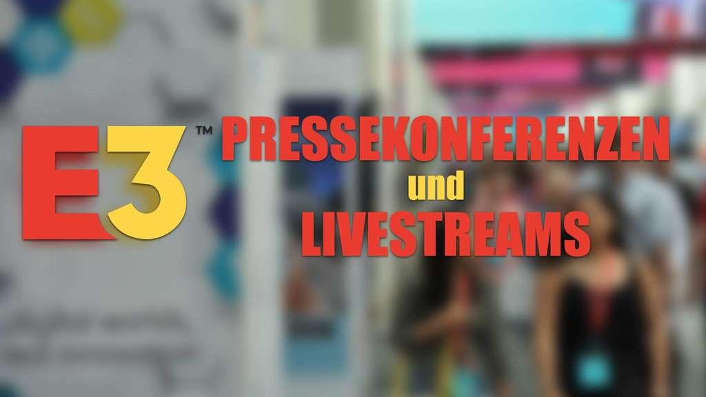 E3 2019 Pressekonferenzen