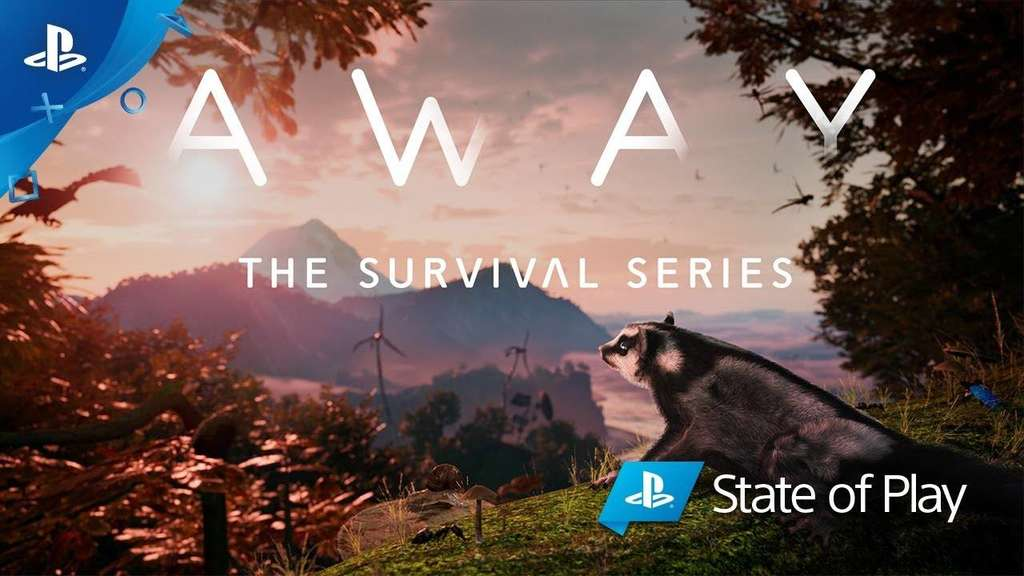 AWAY: The Survival Series - Spielbare Naturdokumentation