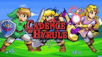 Cadence of Hyrule im Test: Necrodancer trifft The Legend of Zelda