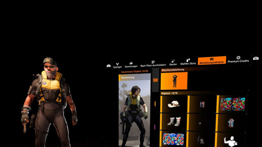 The-Division-2-Hitzewelle-Heatwave-Event-Outfits-Taucher-Uniform
