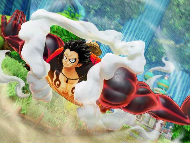 ONE PIECE: PIRATE WARRIORS 4 samt Trailer enthüllt