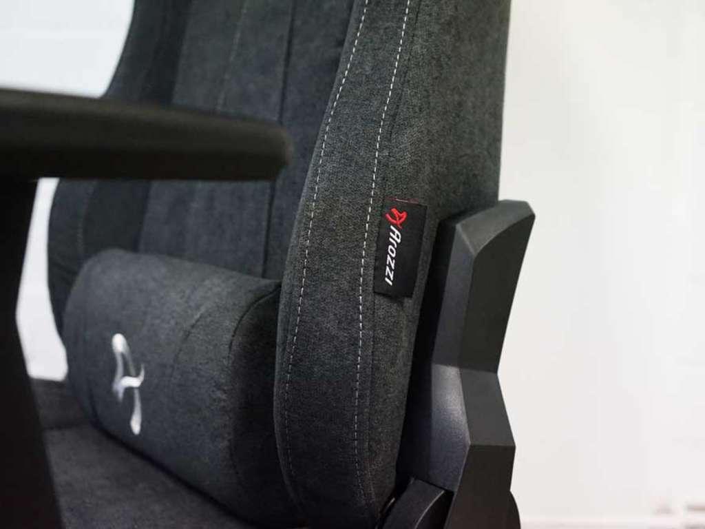Arozzi Vernazza Soft Fabric Im Test Heisser Stoff Mit Schlichtem Design Tests