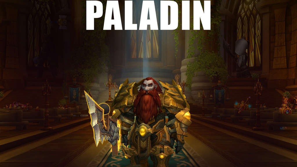 WoW Classic: Paladin Level Guide - Schnell auf Level 60