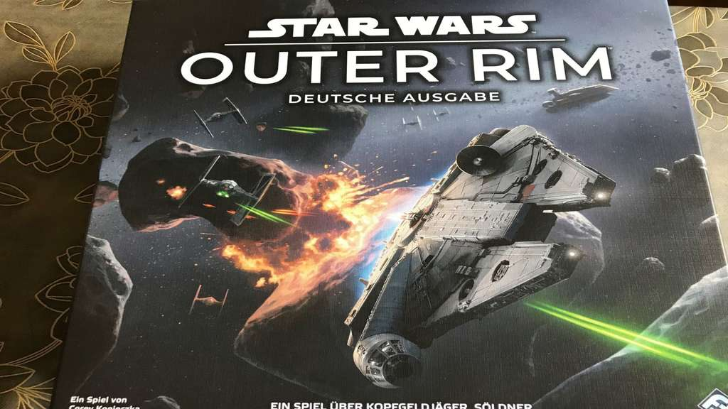 Star Wars Outer Rim im Test - Fanservice pur!