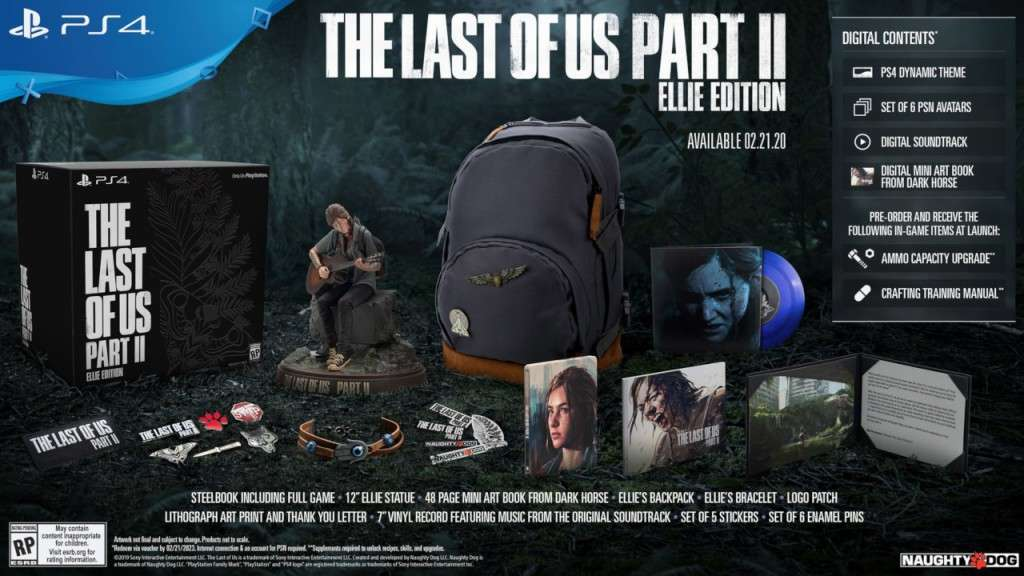 sony-playstation4-ps4-playstation-ellie-ellieedition-edition-thelastofus-thelastofus2-tlfu-naughtydog