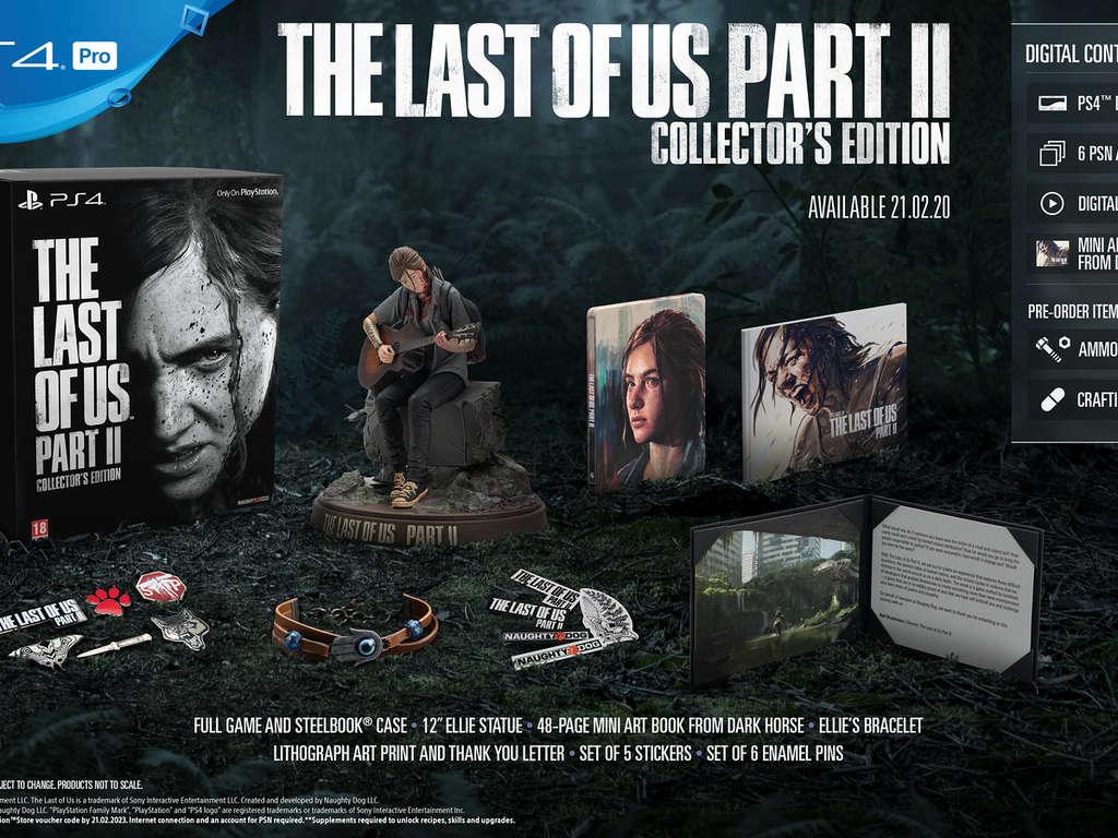 The Last of Us 2: Alle Vorbesteller Editionen und was drin ...