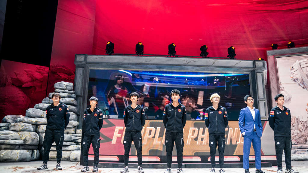 LoL-Worlds-2019-FPX-Team