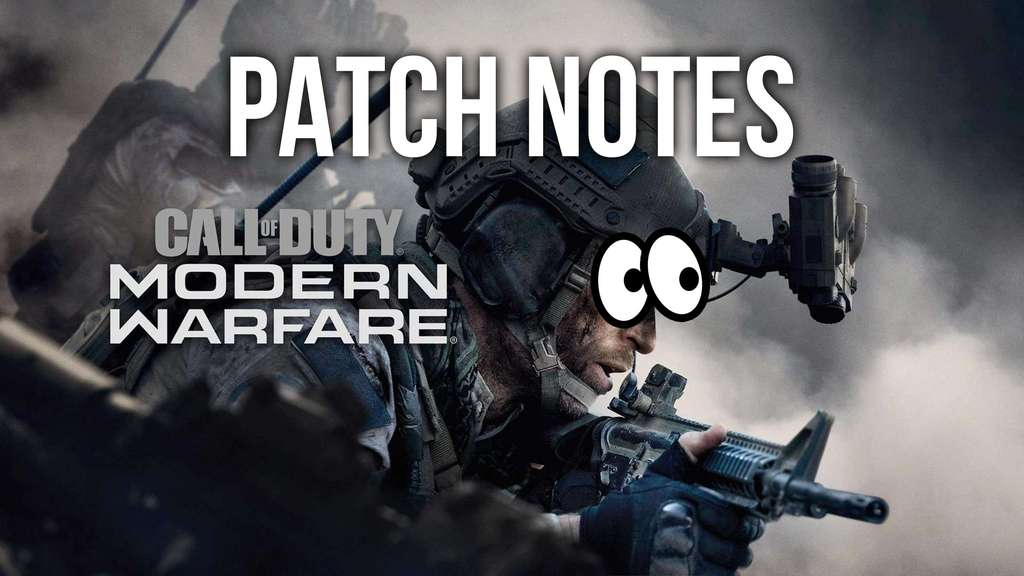 Call of Duty: Modern Warfare: Neue Patch Notes - Update vom 25. November