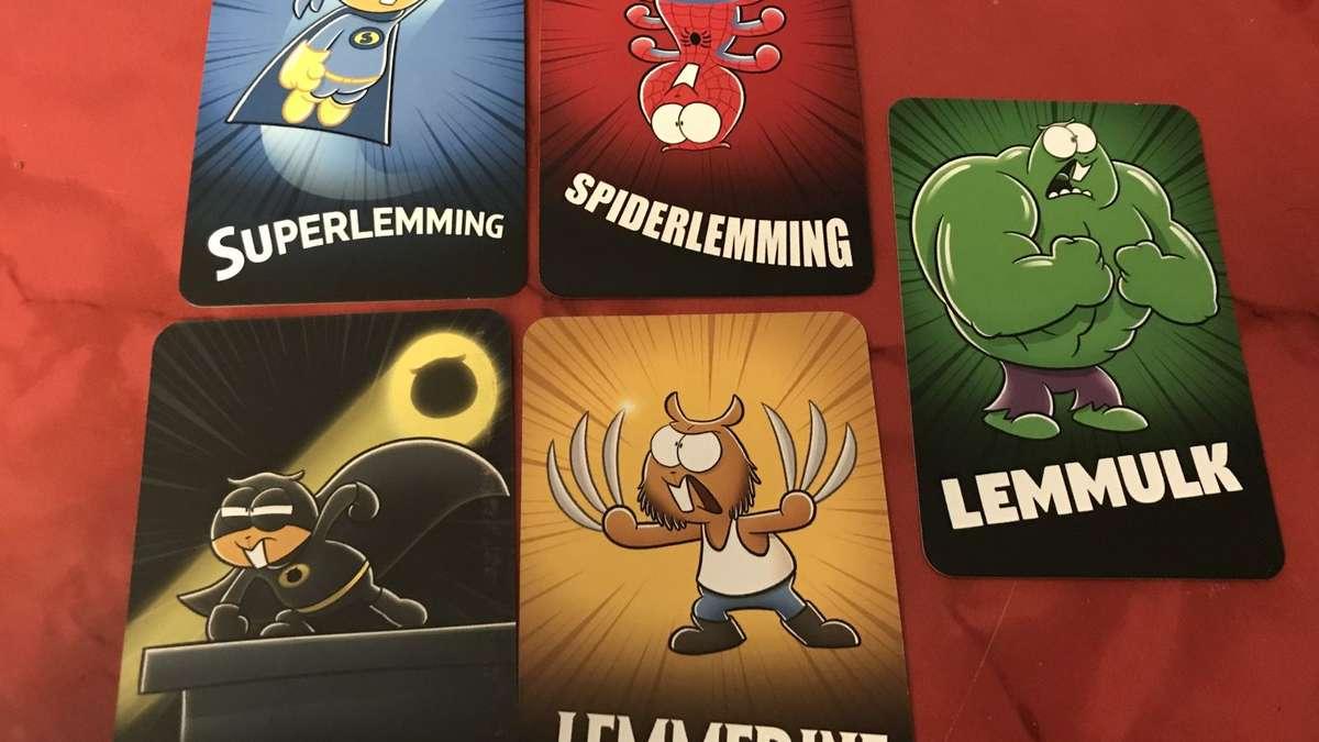 Kartenspiel Lustig