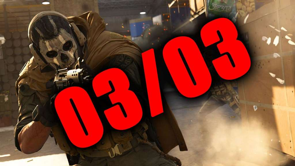Call of Duty Modern Warfare Battle Royale Warzone Release Datum Easter Egg?
