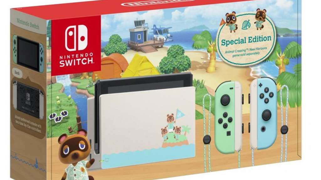 Die Nintendo Switch Animal Crossing New Horizons-Edition: Ein teurer Spaß für echte Fans.