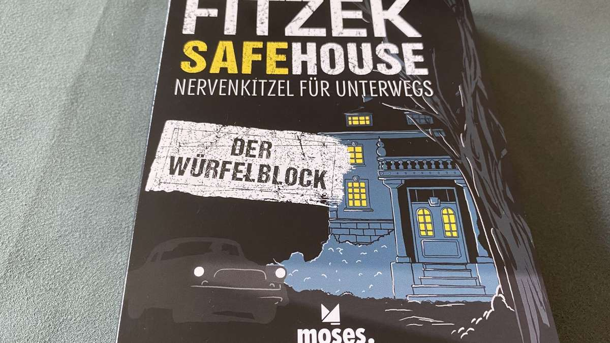 Safe House Brettspiel