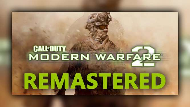 Call of Duty Modern Warfare 2 Remastered Release, Trailer und Download