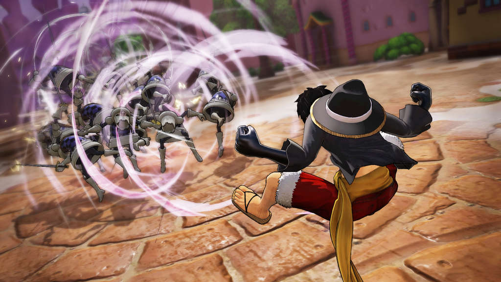 Skillbäume in One Piece: Pirate Warriors 4 machen jeden Charakter einzigartig.