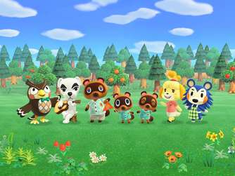 Animal Crossing: New Horizons (Nintendo Switch) im Test – Darum ist es Trend!