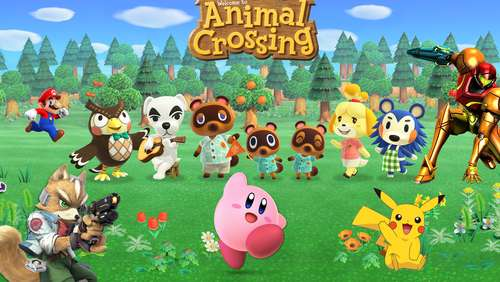 Super Smash Bros in Animal Crossing New Horizons: So würde es aussehen