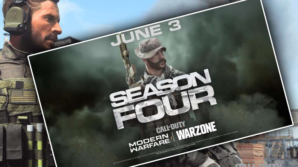 Call of Duty Modern Warfare Season 4: Neue Waffen, Maps und Operator