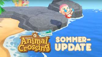 Animal Crossing New Horizons: New Leaf Features bald im Spiel - Sommer Update kommt