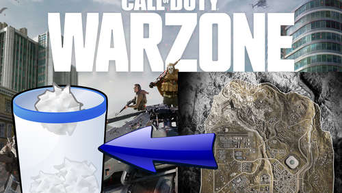 Call of Duty Warzone: Schwerer Map-Bug in Season 4 - Fans sind sauer