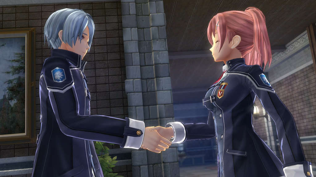 the legend of heroes trails of cold steel 3 akademie class 6 lehrer