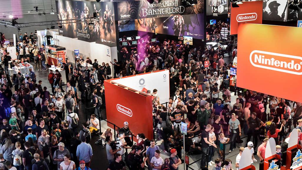 Gamescom 2021 Stände
