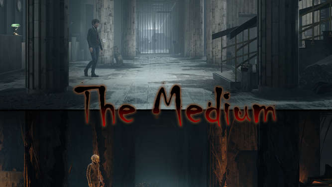 "The Medium: Xbox Series X Spiel mit genialem Gameplay-Feature ""Dual Reality"""