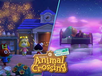 Animal Crossing New Horizons: Update vom 30. Juli – Neues Feature rettet tausende Inseln