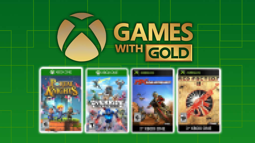 xbox games with gold august 2020 spiele