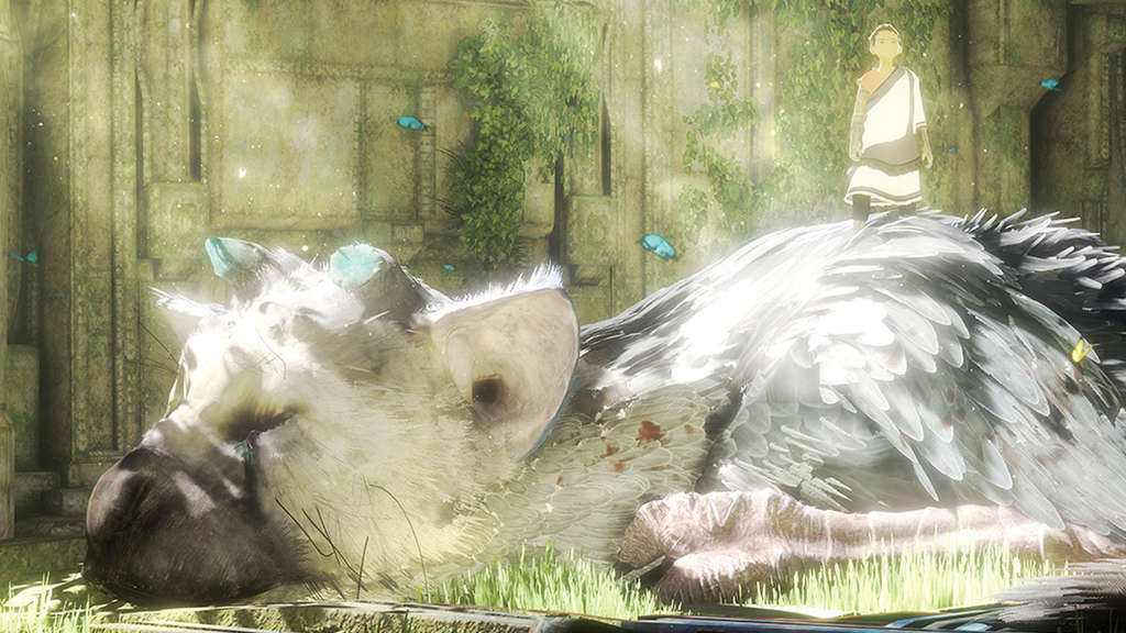 Videospiele Studie Empathie National Literacy Trust The Last Guardian Trico PS4 Sony