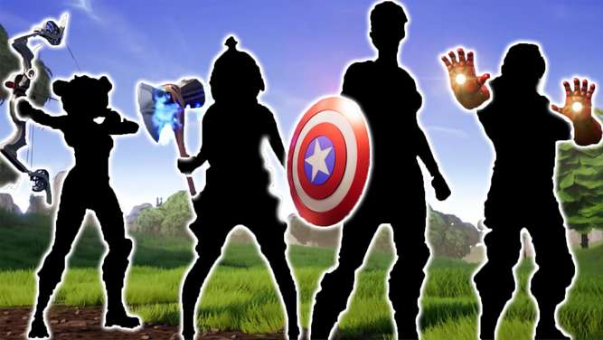 Fortnite: Mega-Deal mit Marvel – Neue Superhelden aus Season 4 geleakt