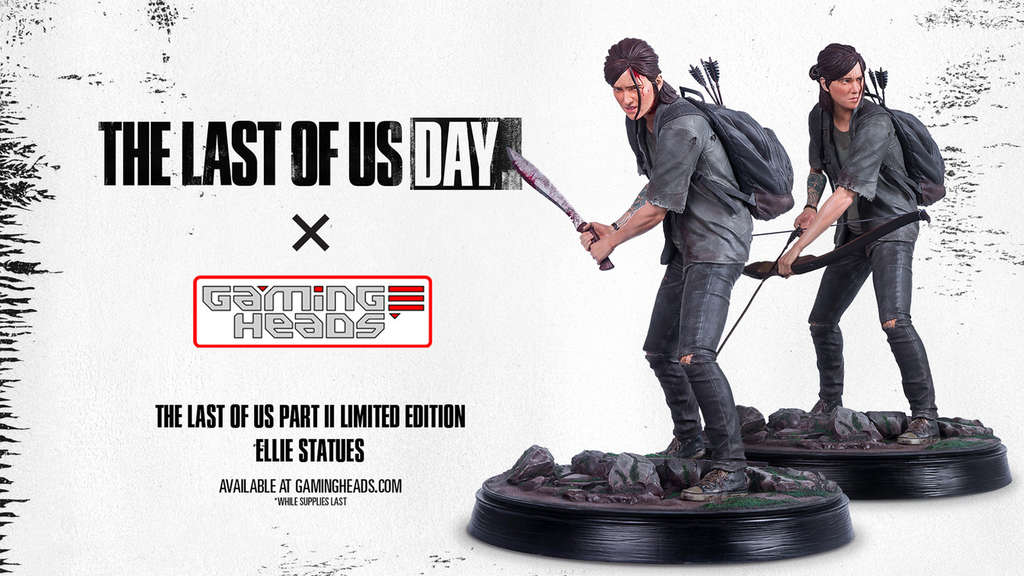 the last of us 2 ellie figur stealth limited edition machete