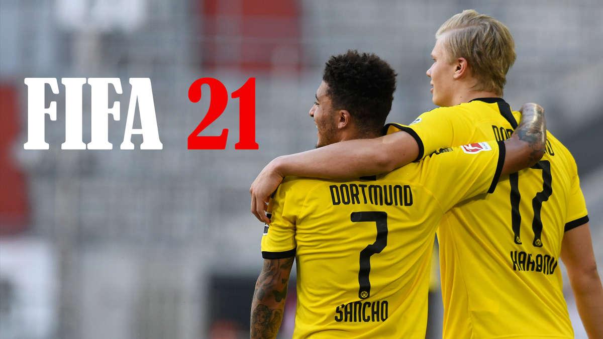 Fifa 21 Talente