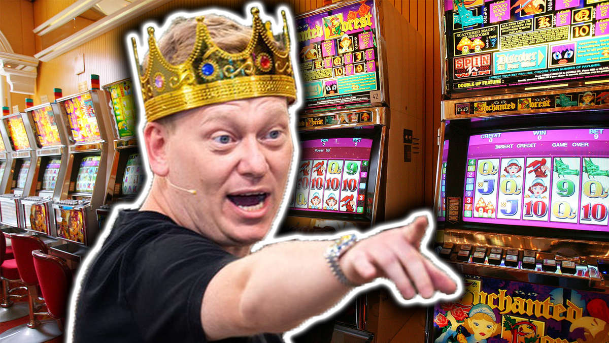 Big win online casino game