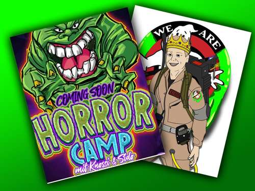 Horrorcamp 2020: Backstage-Pass fürs Knossi-Event? Sorge um exklusiv-Inhalte