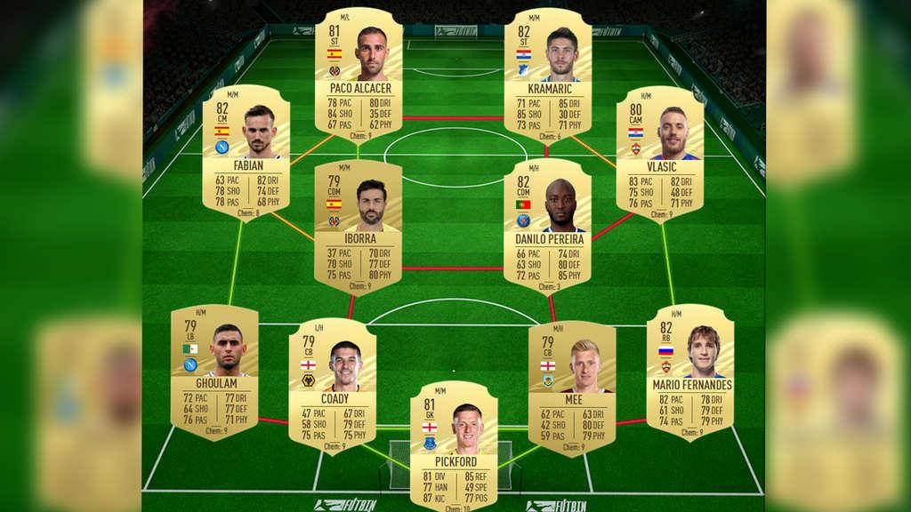 FIFA 21: Liga und Nationen Hybrid SBC - Die günstigste ...