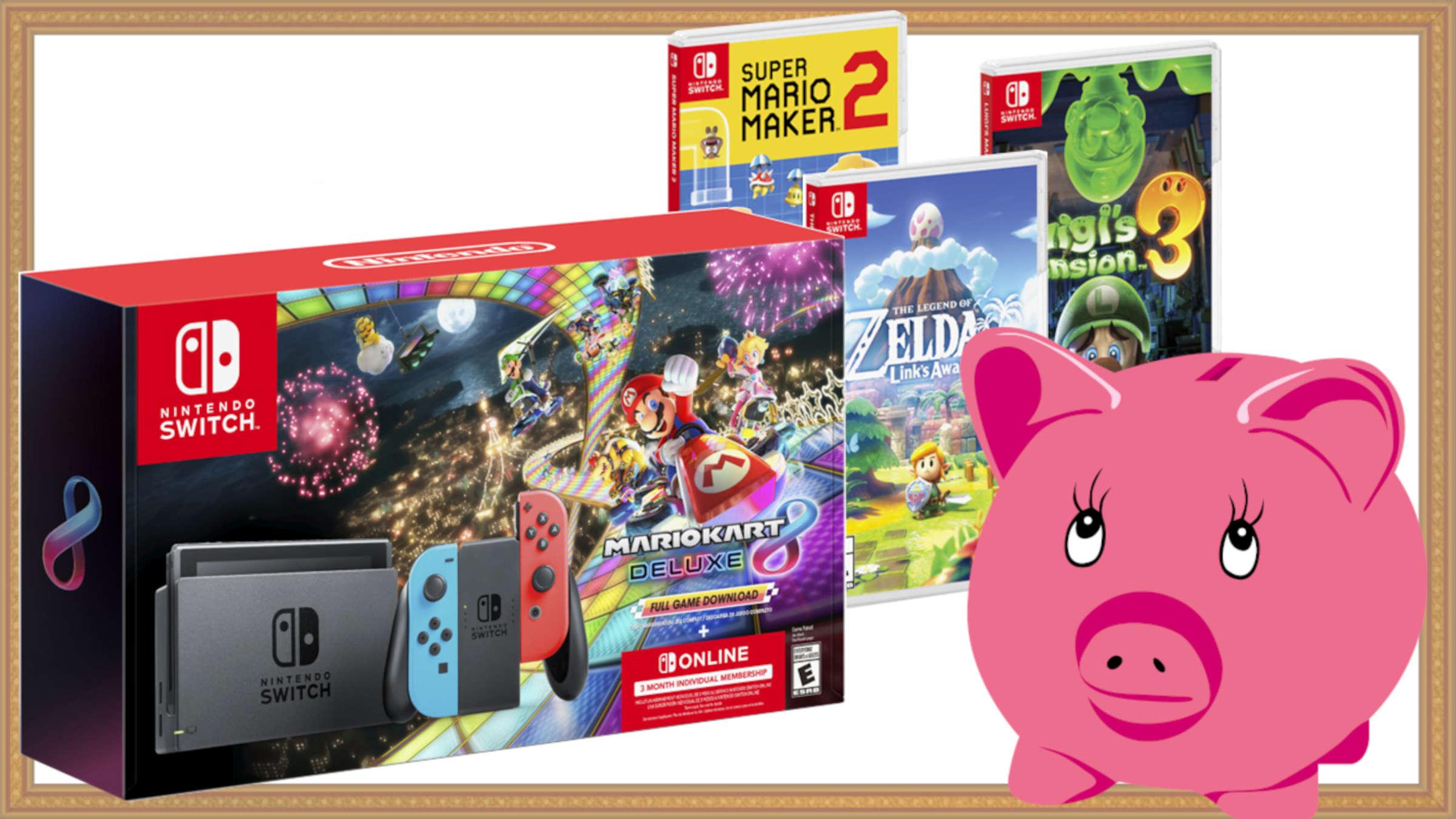 Nintendo Switch Fette Black Friday Deals Mit Konsole Zuschlagen Lohnt Sich News