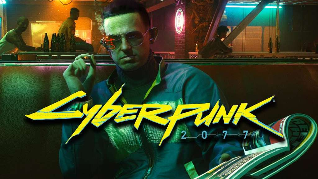 Cyberpunk 2077 CD Projekt RED 19 November 2020 ps5 xbox series x cigarette sunglasses cool paper